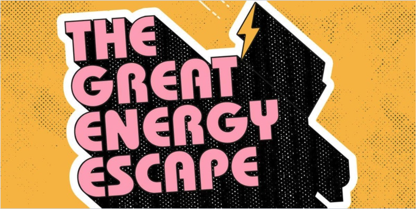 'The Great Energy Escape' panel discussion